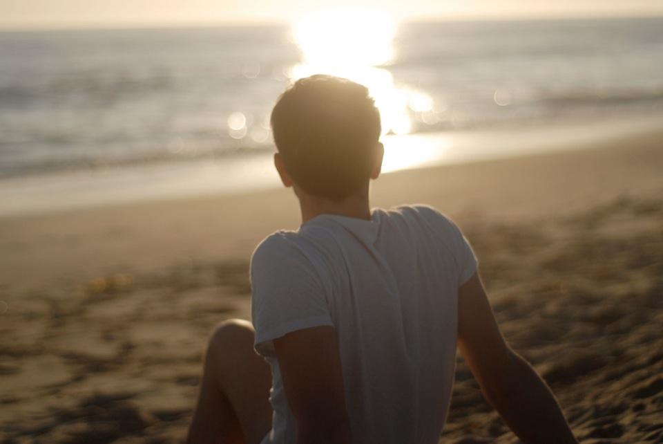 Malibu Tony Sunset