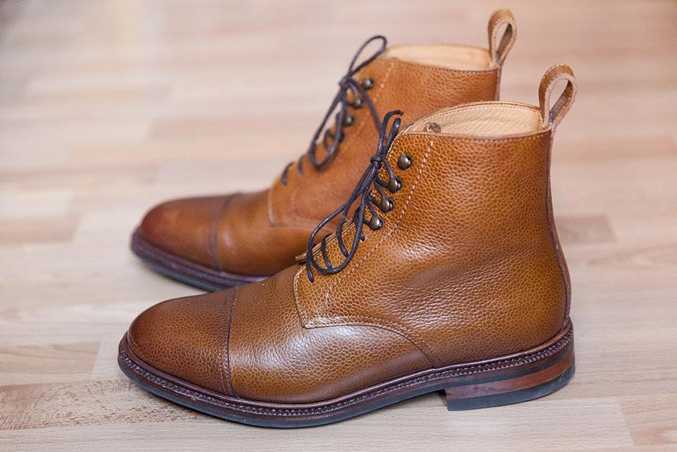 Boots Meermin cotes