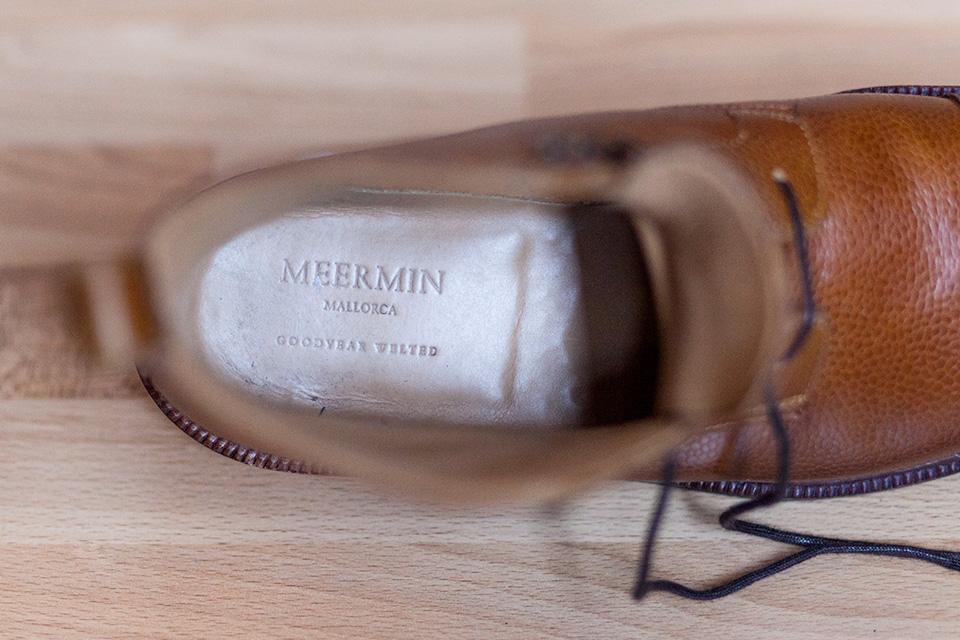 Boots Meermin talonette de confort