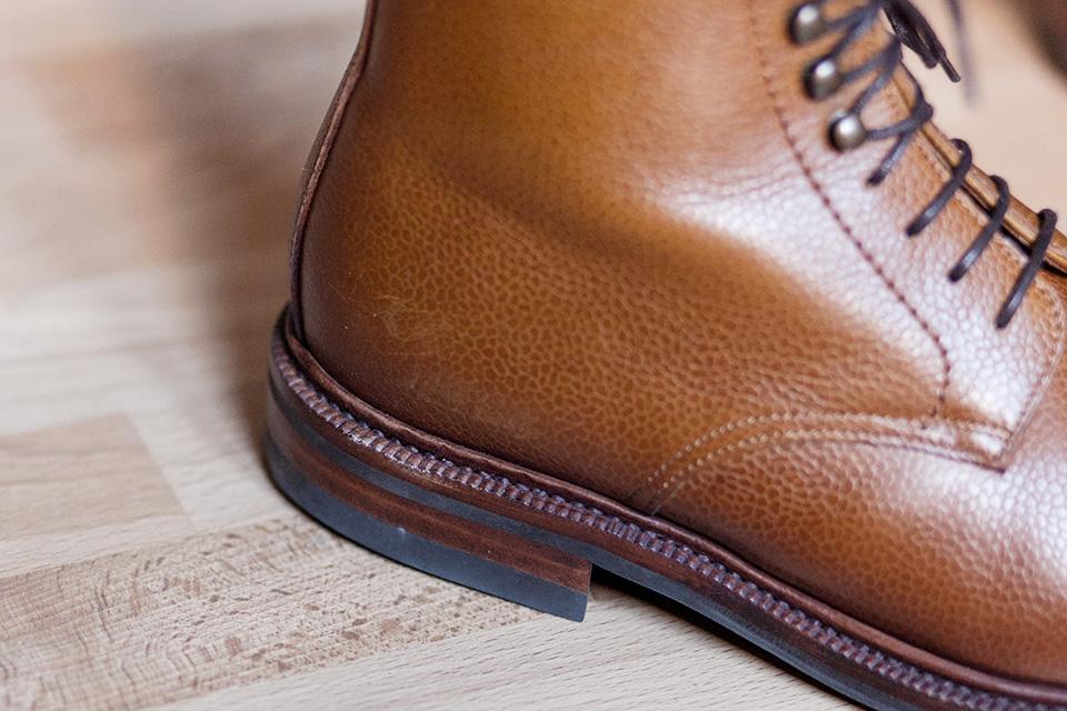 Boots Meermin trépointe