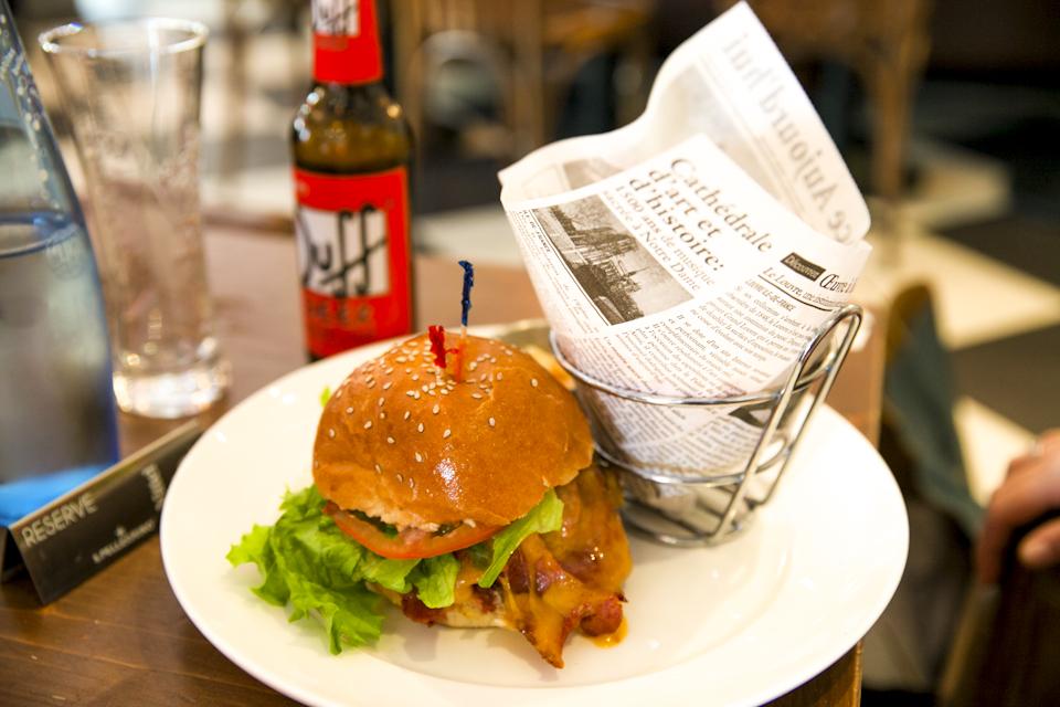 burger doddys boulogne