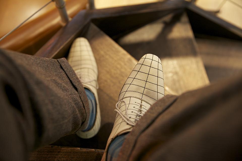 Chaussures Derville Essai