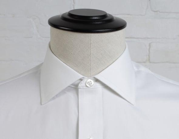 Les cols de chemise à connaître