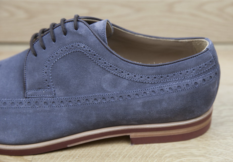 Derbys Georges perforations