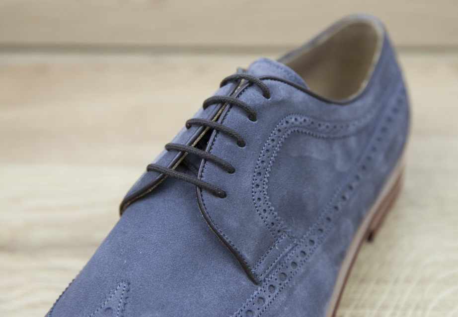 Derbys Georges lacets