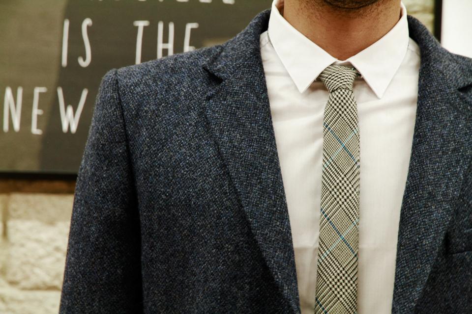 look cravate galles