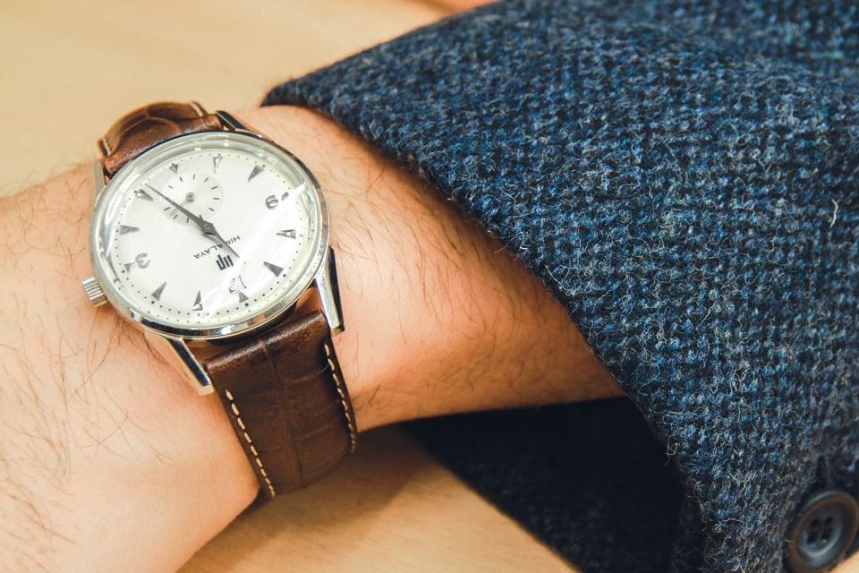 Bracelet montre homme petit poignet