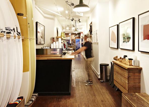 saturdays surf nyc coffe shop soho