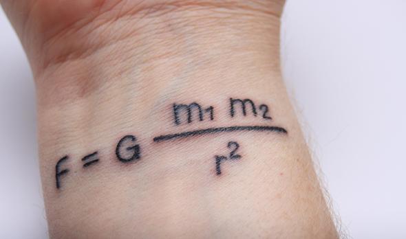 tatouage-poignet-math
