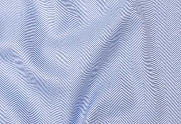 tissus chevron chemise