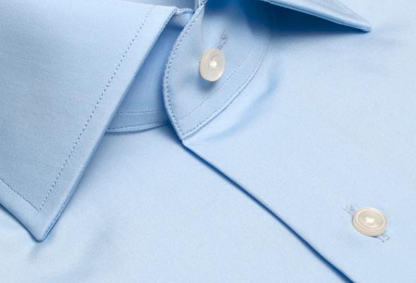 tissus popeline chemise