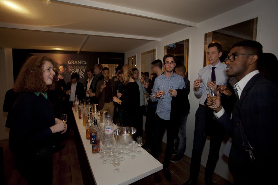 Bar à Whisky
