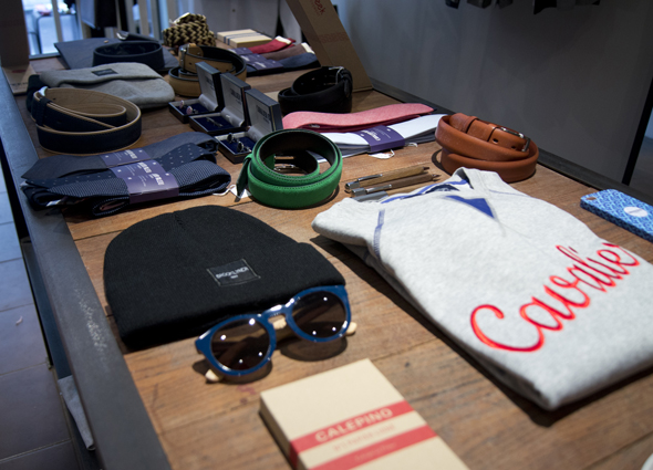 concept store cavalier bleu paris accesoires