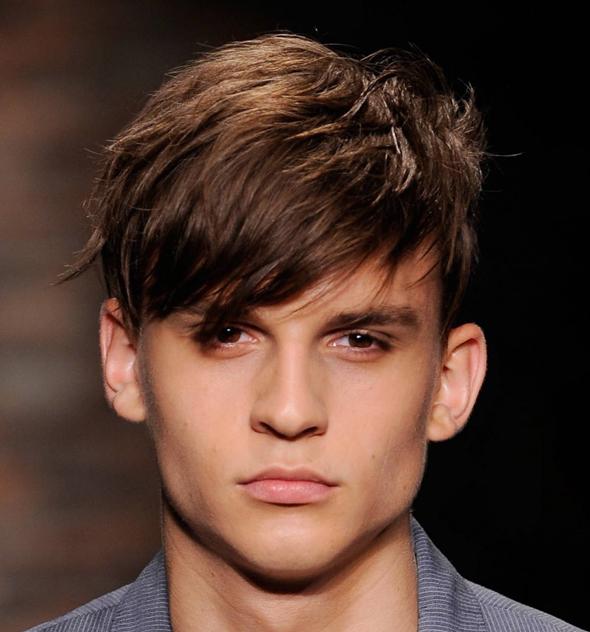 forme visage coiffure homme diamant
