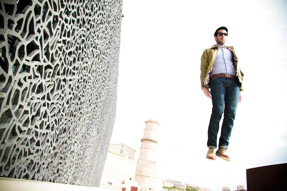 romano levitation