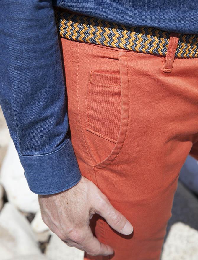 Chino Dockers Skinny poche
