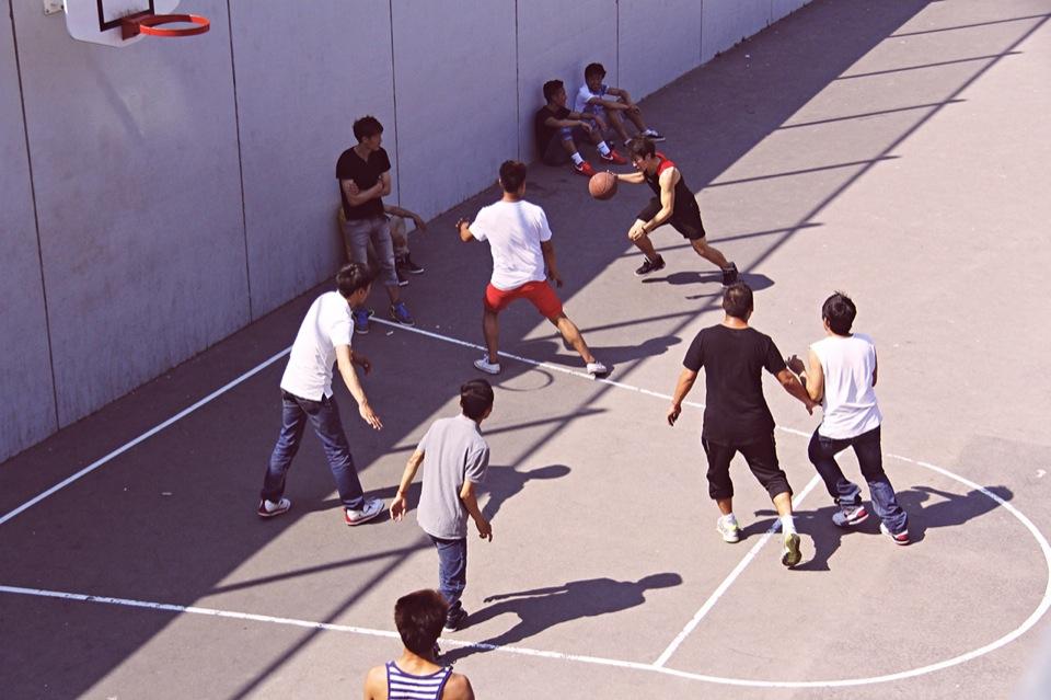 Basketeurs