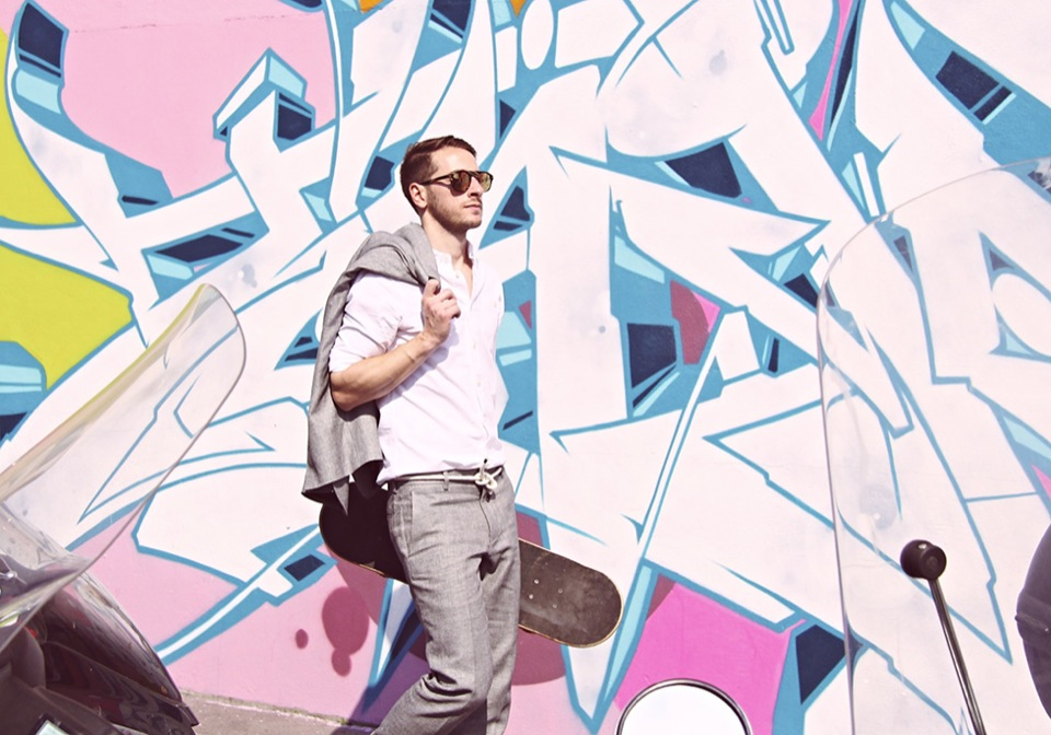 Tony skate mur graf