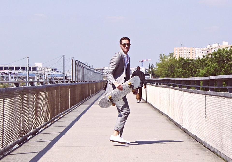 Tony pont skate