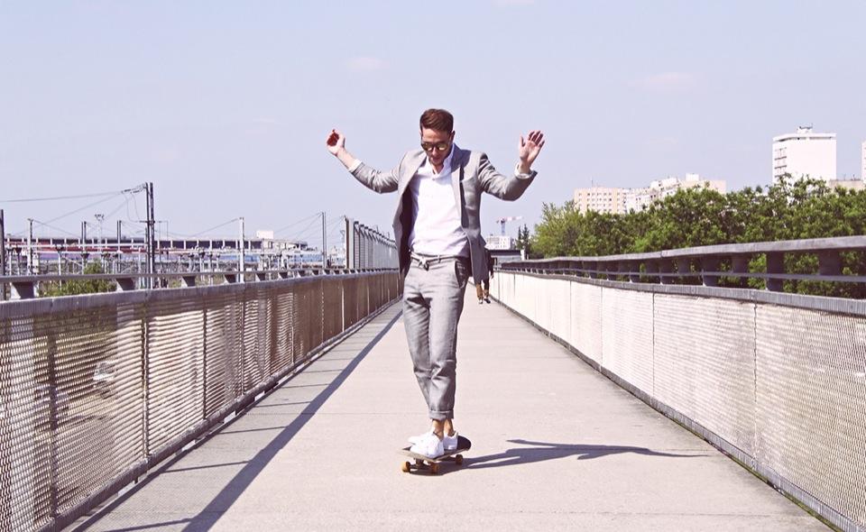 Tony tranquille skate