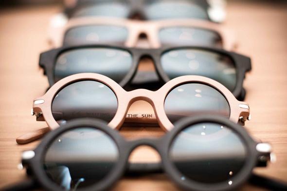 lunettes de soleil waiting for the sun