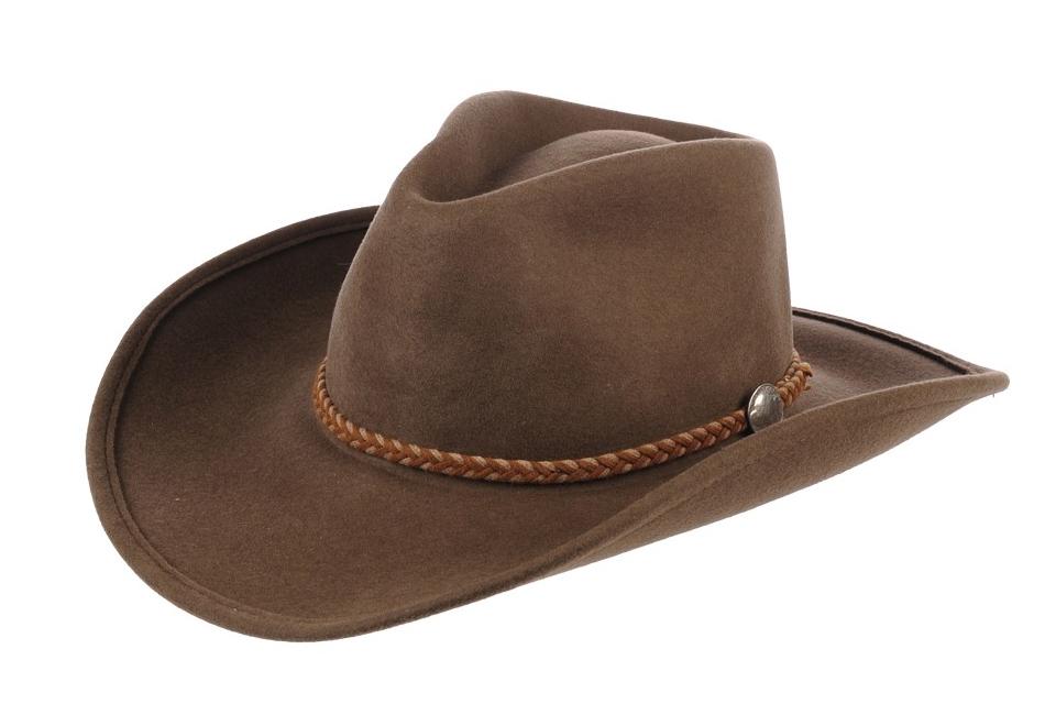 chapeau cowboy stetson