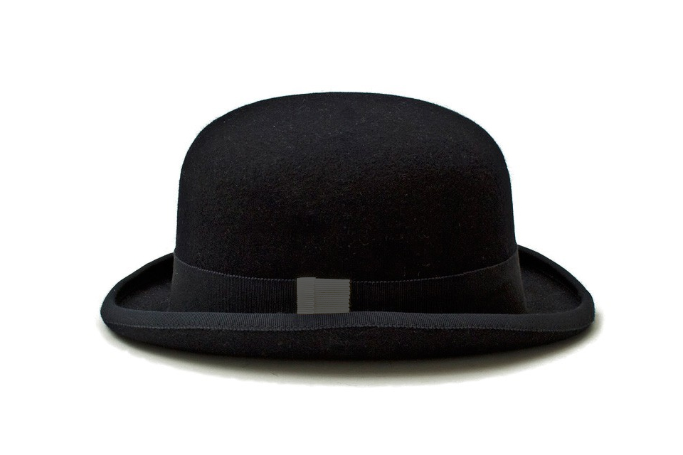 chapeau melon bowler