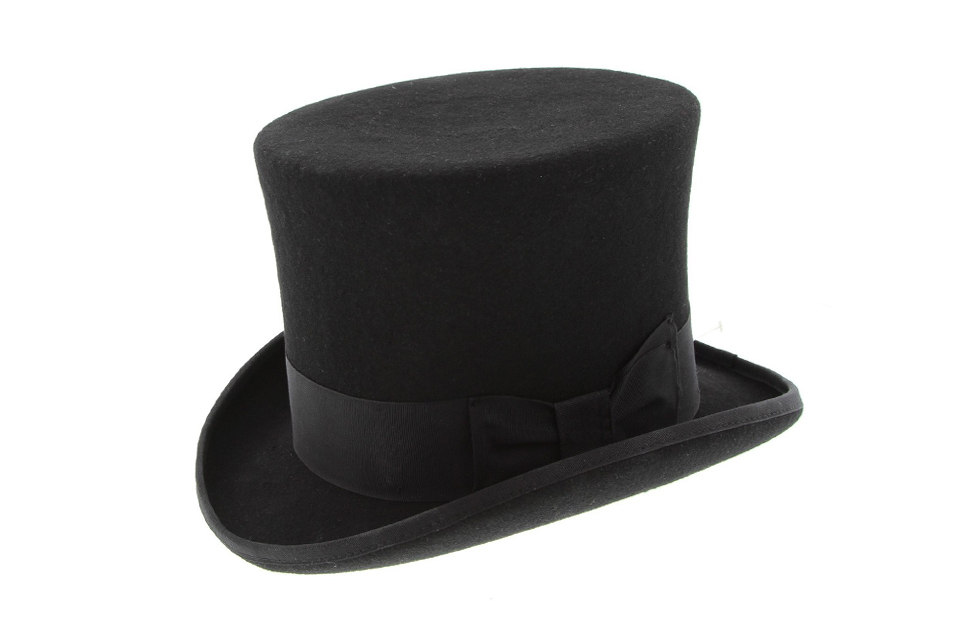 haut de forme chapeau