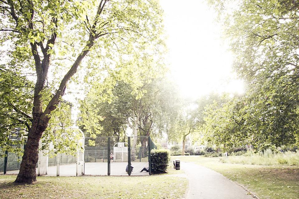 saint james gardens london