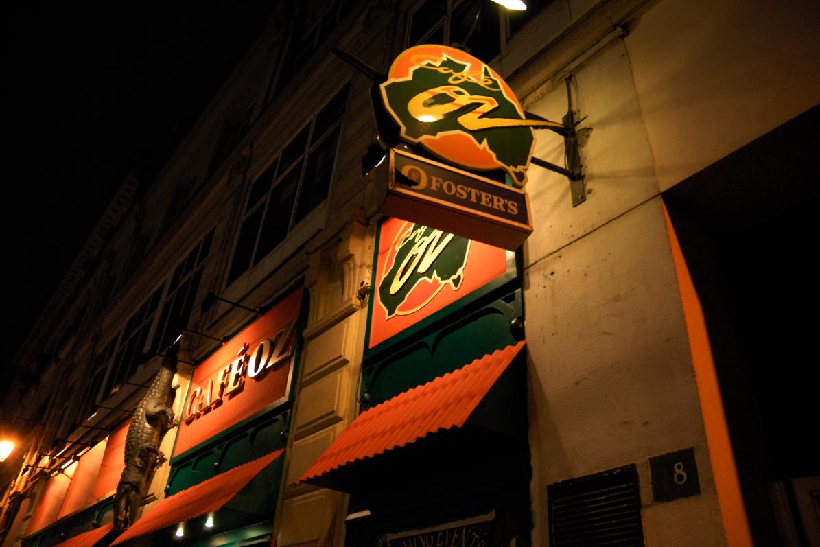 Cafe oz rencontres