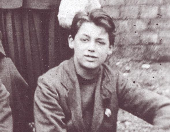 cary grant jeune portrait