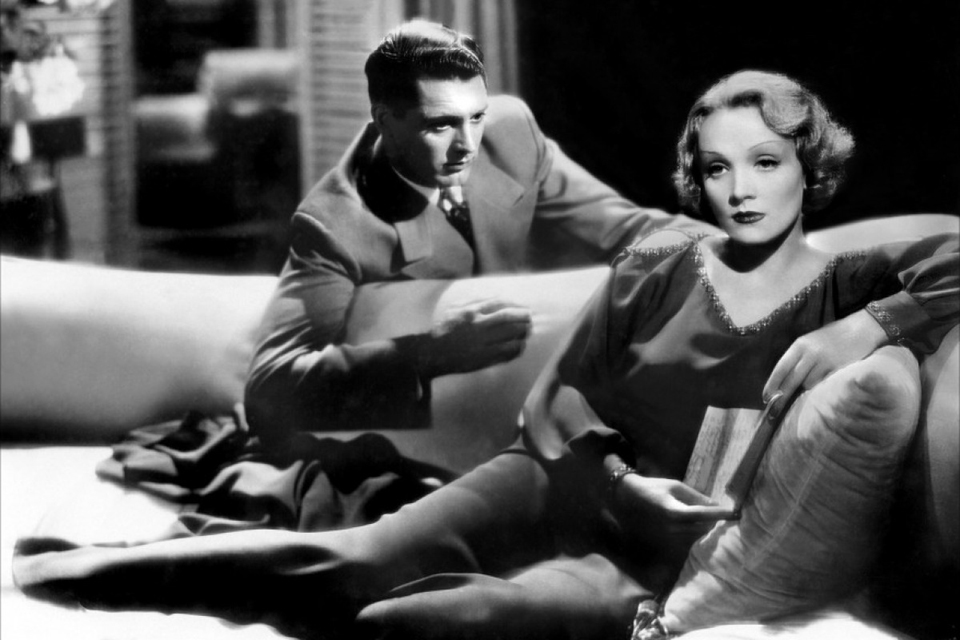 cary grant marlene dietrich