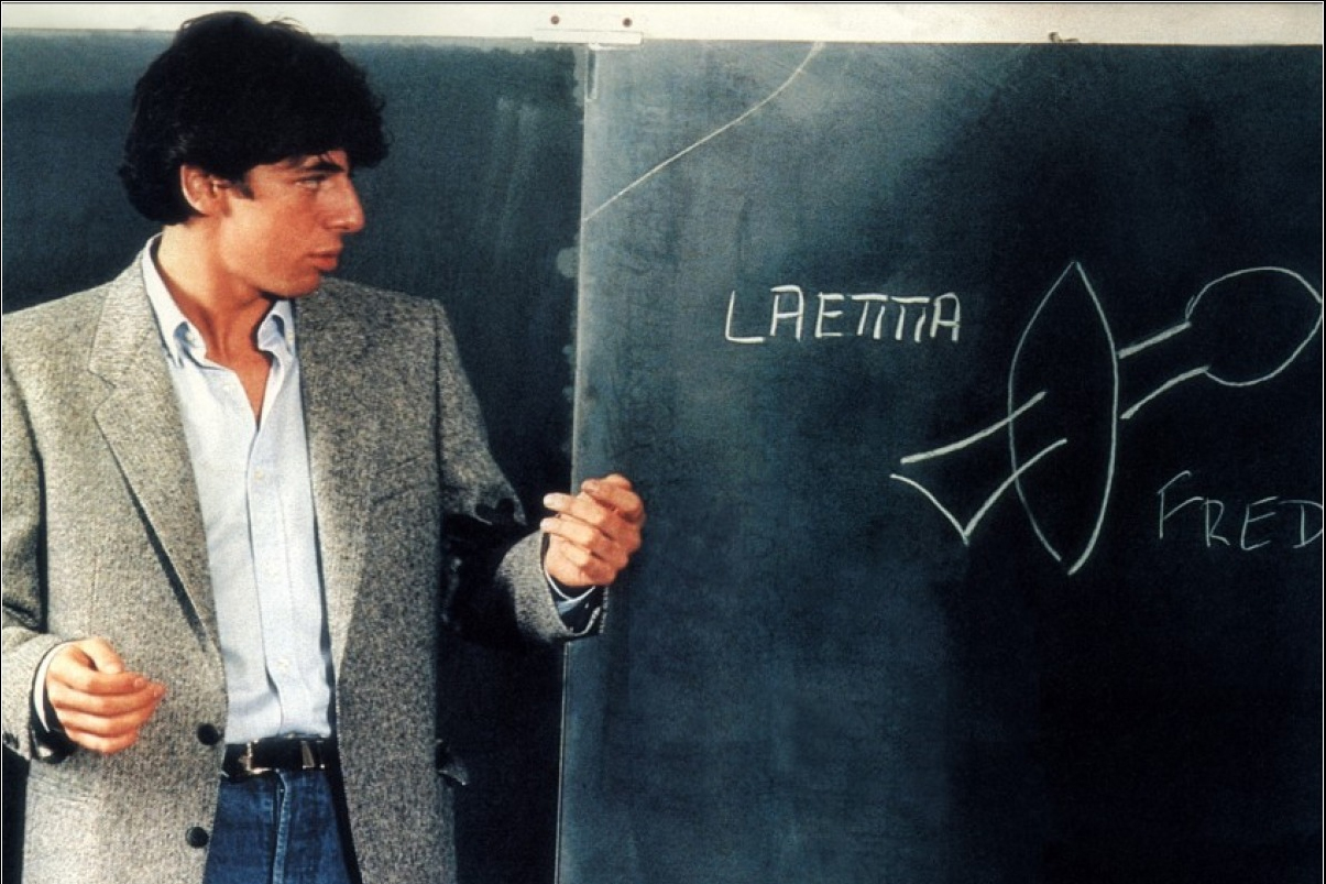 patrick bruel profs 1985