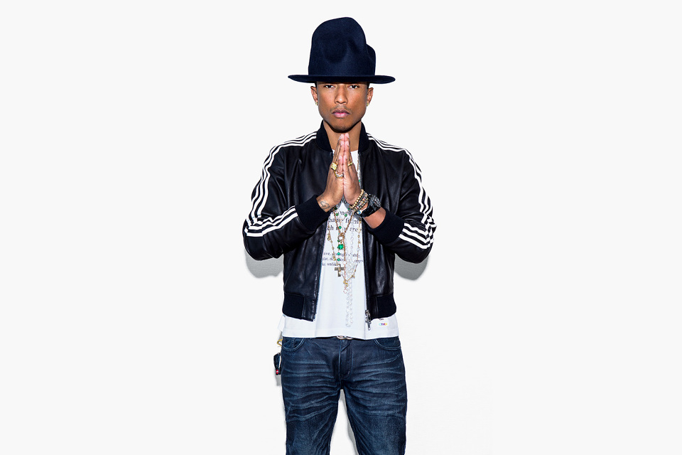 pharrell williams adidas