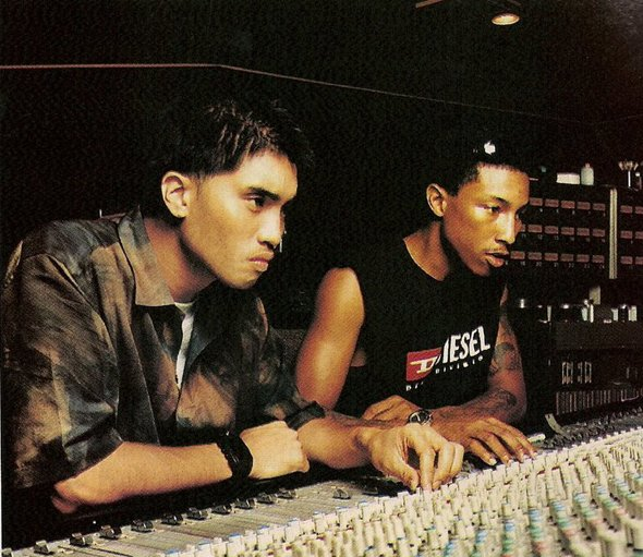pharrell williams and chad hugo producers