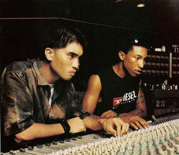 pharrell williams and chad hugo producers