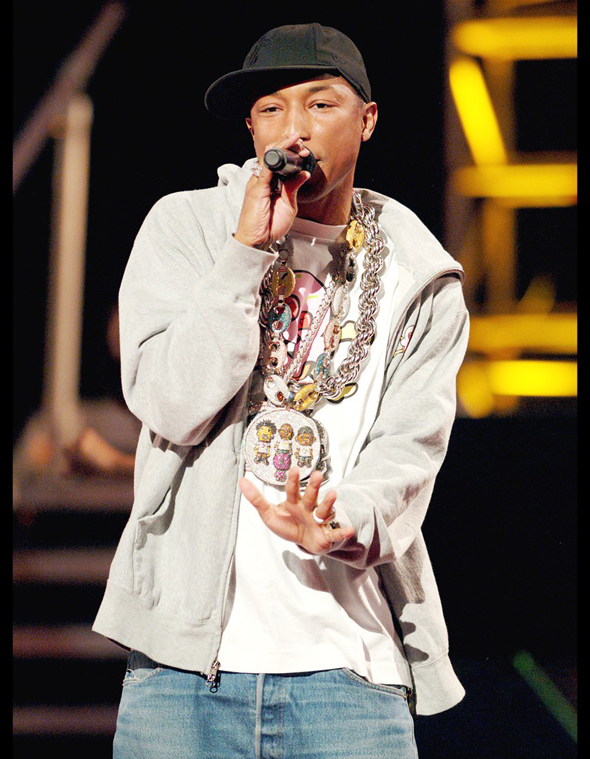 pharrell williams bling bling