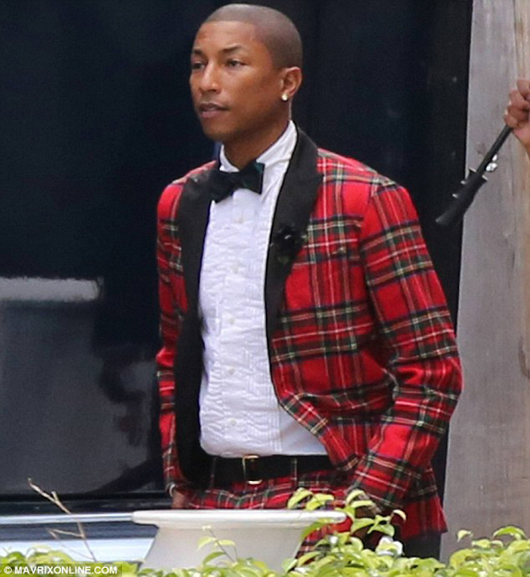pharrell williams mariage