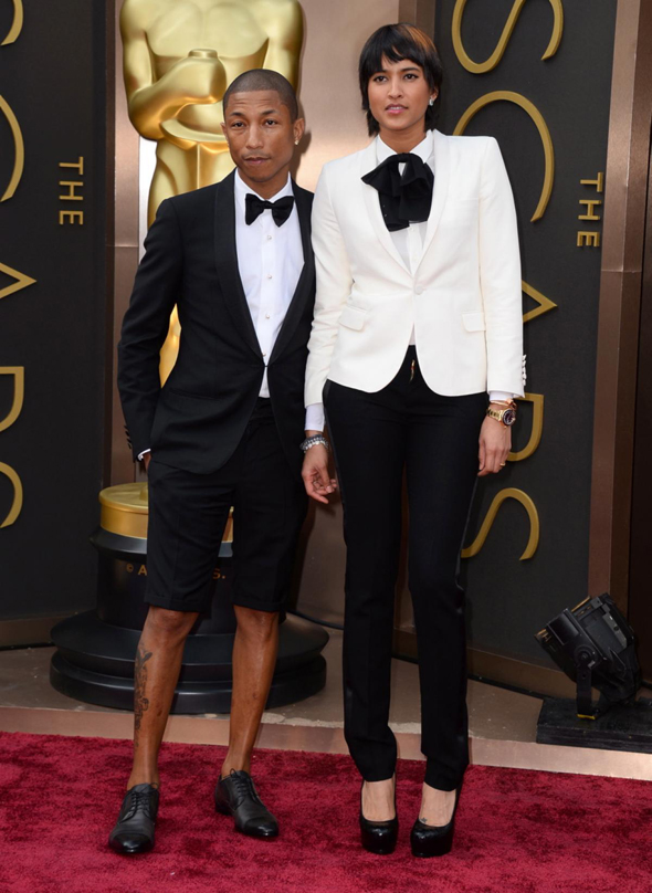 pharrell williams oscar 2014