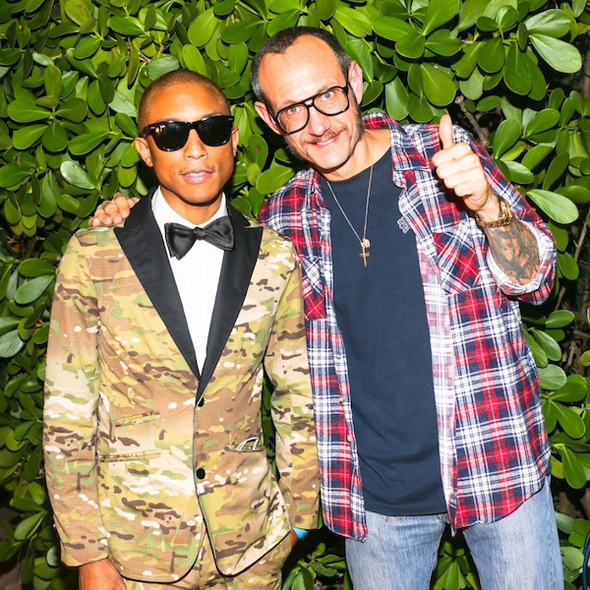 """TERRY RICHARDSON """"TERRYWOOD"""" Book Signing and Party Presented by OHWOW and HTC at The Standard Spa, Miami Beach"""