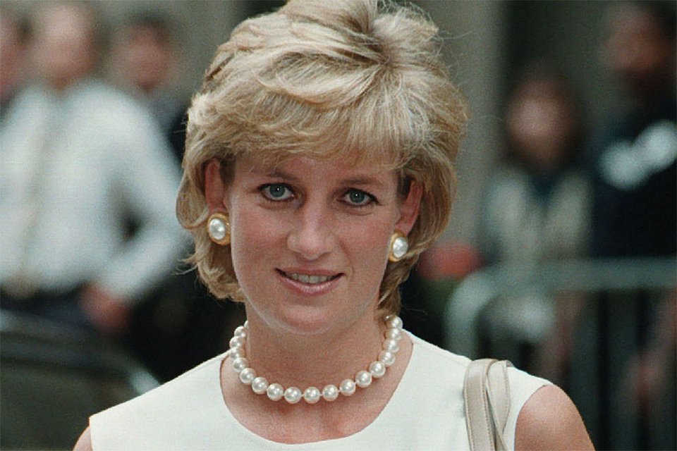 princess diana 1980s