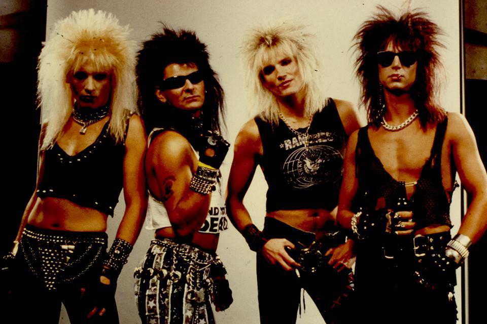 scorpions 1980s