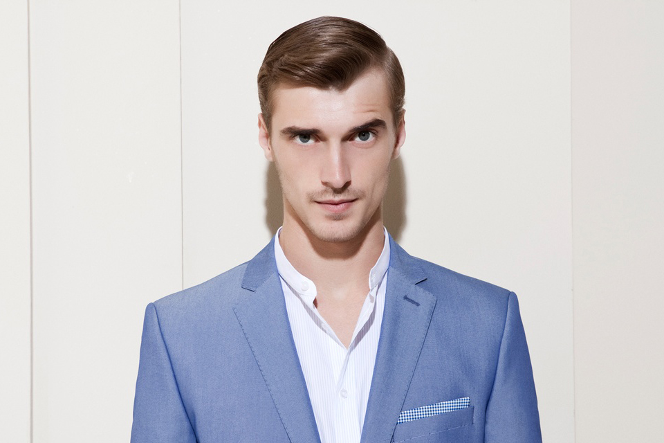 Coupe homme chic