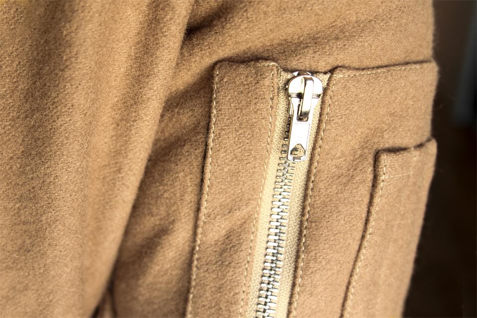 poche styles bomber mark