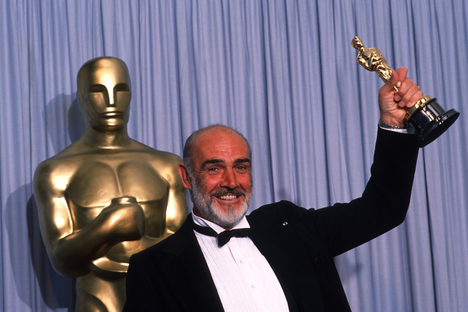 sean connery oscar 1988