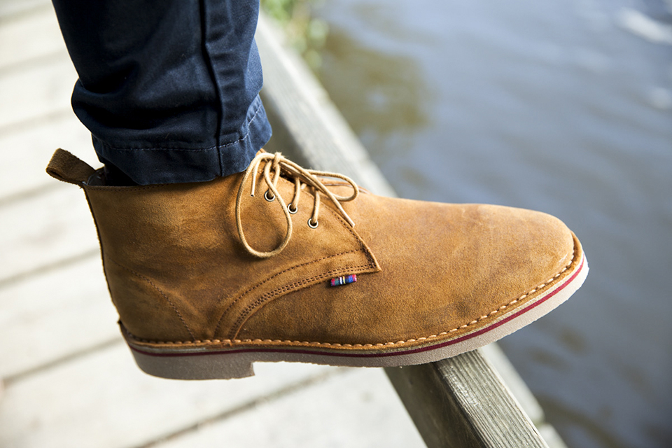 Desert boots Merc camel