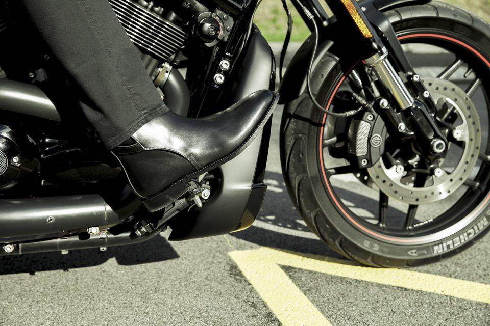 boots cuir bexley