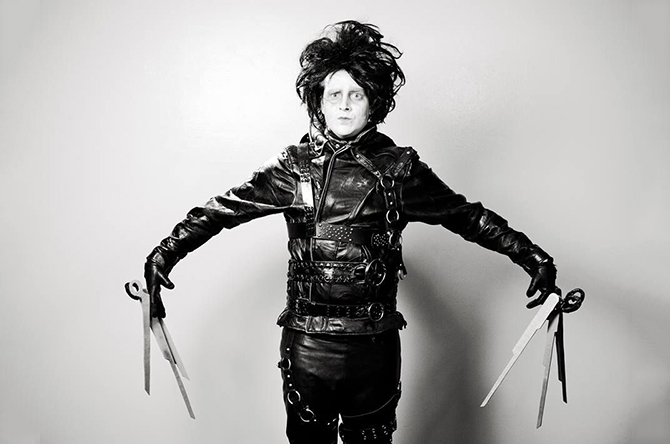 costume-halloween-idée-cinema-edward-scissorhands