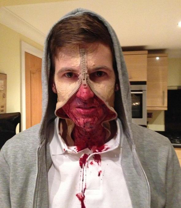 10 idées de déguisement pour Halloween 4a146bb863cc