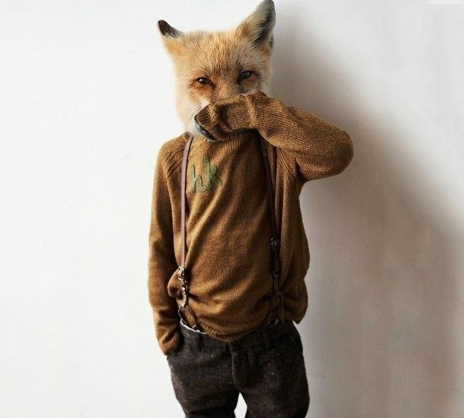 costume-halloween-idée-fox-renard-animal